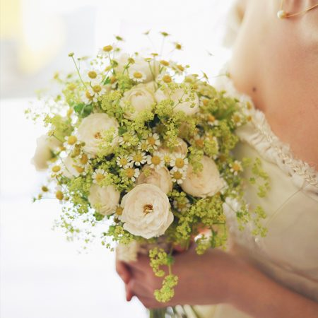 Wedding flowers - Lymington florist